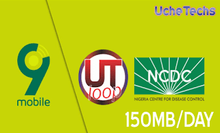 9Mobile 150MB per Day UT Loop VPN