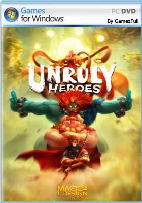 Descargar Unruly Heroes pc español mega y google drive /