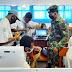 Tingkatkan Kemampuan Pelajar SMK Papua, Satgas Yonif 413 Bremoro Berikan Materi Komputer