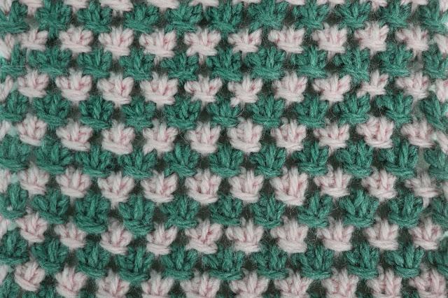 6 - Crochet Imagen Puntada tunecina a crochet y ganchillo por Majovel Crochet