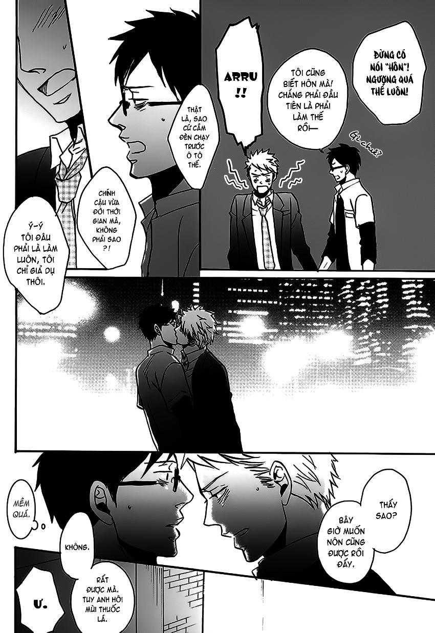Trang 36 - Dù Thế Nào Em Vẫn Yêu Anh--EXTRA 3--[ShuShi Group] (- Yoneda Kou) - Truyện tranh Gay - Server HostedOnGoogleServerStaging