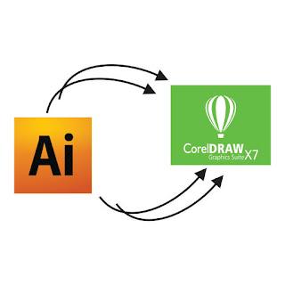 Cara Membuka File .eps dengan CorelDRAW