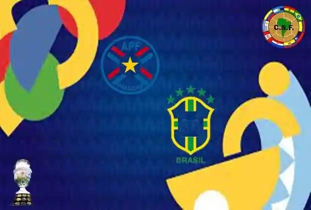 موعد مباراة باراغواي والبرازيل في تصفيات كاس العالم 2022