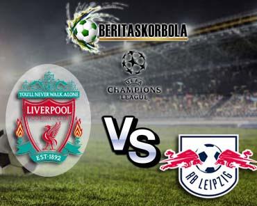 Prediksi bola Liverpool vs RB Leipzig Kamis 11 Maret 2021