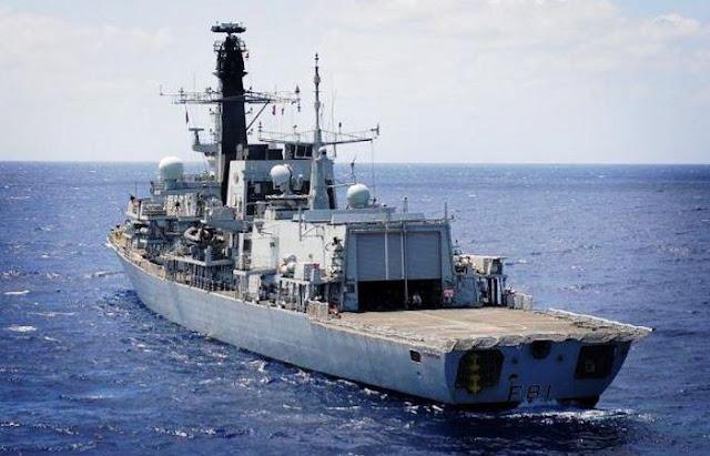 Fregat kelas Duke Inggris