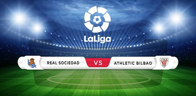 Real Sociedad vs Athletic Bilbao Prediction & Match Preview