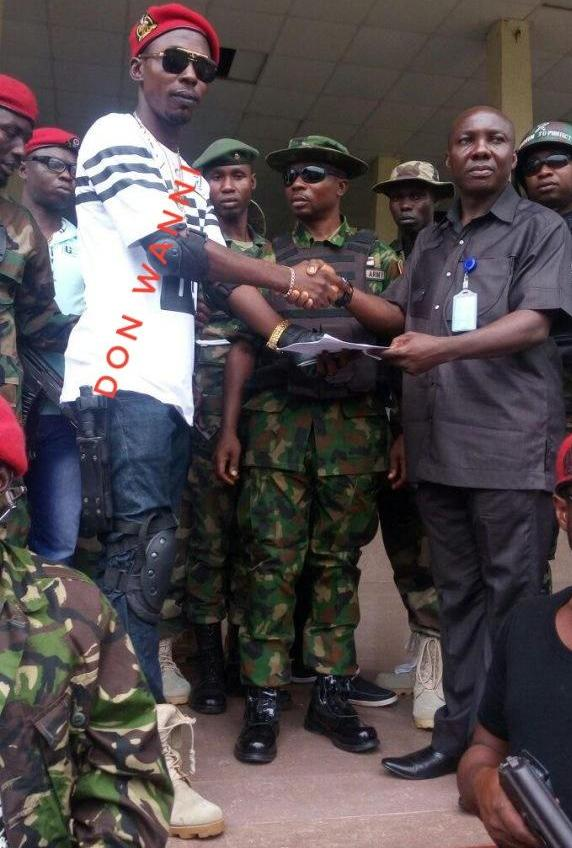 Don Wanni the Notorious Rivers' militant, is not dead