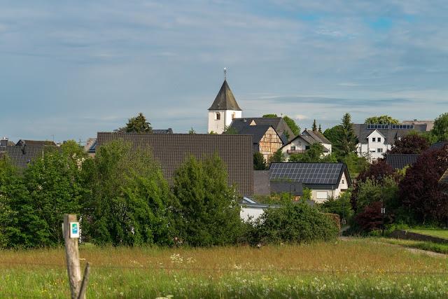 Saar-Hunsrück-Steig Etappe 20 Von Mörsdorf nach Kastellaun  Hängebrücke Geierlay Wandern im Hunsrück Traumschleifen-Hunsrück 14