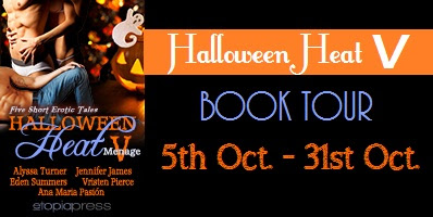 Halloween Heat Blog Tour with Eden Summers