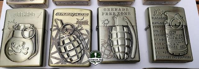 Bricheta tip zippo Army