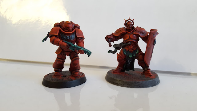 40k aos red space marine stormcast eternal poppy holder tutorial painting guide