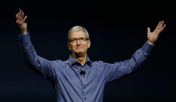 executivo da Apple