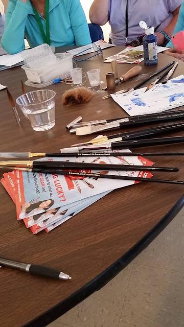Rosemary Brush Class