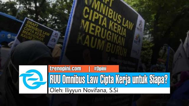 RUU Omnibus Law Cipta Kerja memiliki banyak persoalan yang diatur namun juga banyak menuai kritik untuk pasal-pasal yang bermasalah. Berdasarkan hal itu, akhirnya terjadi banyak protes di beberapa wilayah untuk menolak RUU tersebut