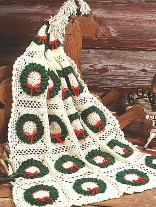 Holiday Delight Afghan - Free Pattern