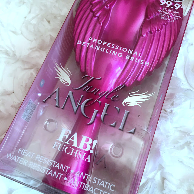 The Tangle Angel  - Professional De Tangling Brush