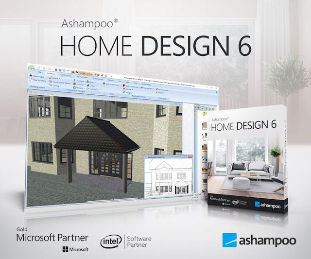 Ashampoo Home Design 6 Full