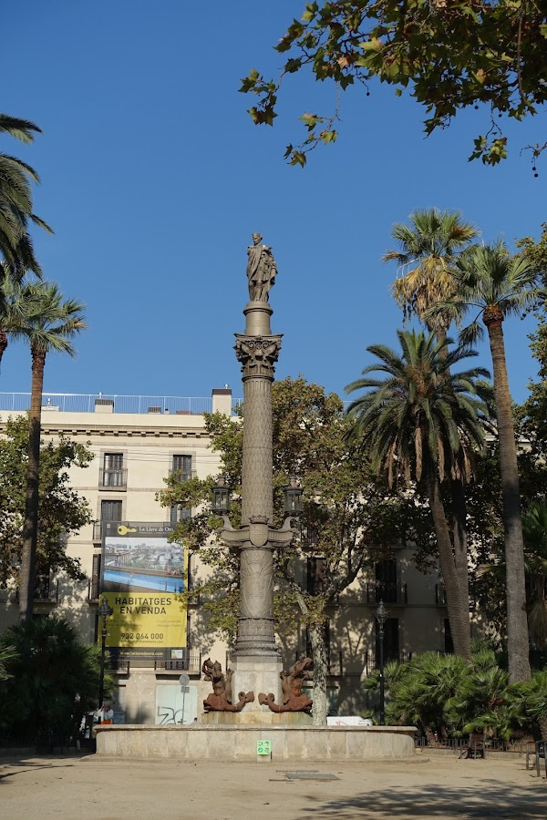 メディナセリ公爵広場(Plaça del Duc de Medinaceli)