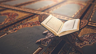 baca Al-Qur'an dengan Hafalan