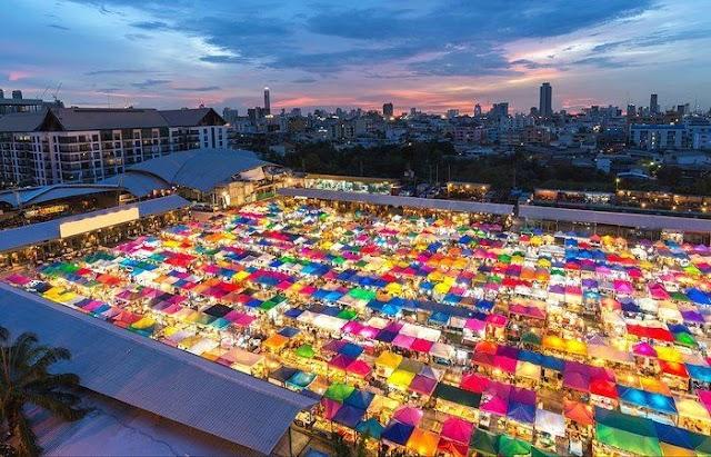 Chatuchak Market Bangkok - a cheap shopping paradise in Thailand
