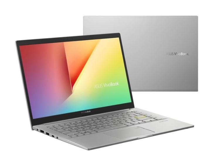 Asus Vivobook Ultra K413FA EK301T, Laptop Tipis dan Ringan Murah Bertenaga Intel Core i3-10110U