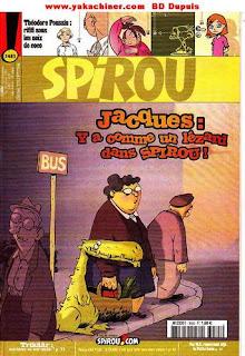 Jacques sur Spirou