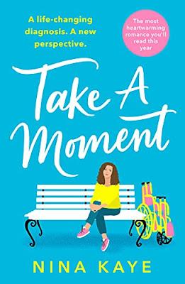 Take A Moment by Nina Kaye book cover