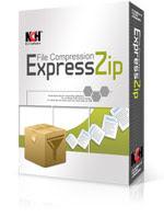 برنامج Express Zip ضغط وفك الملفات لنظام ماك