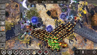 Defense Zone 3 Ultra HD Mod Apk v1.1.10 Full version
