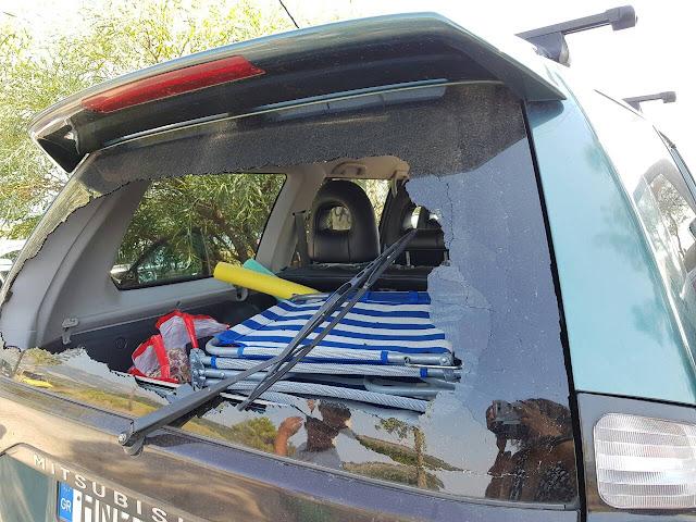 Ηγουμενίτσα: Έσπασαν και έκλεψαν 3 αυτοκίνητα στην παραλία του Δρεπάνου (ΦΩΤΟ+ΒΙΝΤΕΟ)