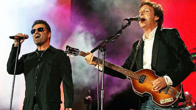 Un Clásico: Drive My Car - George Michael & Paul Mccartney