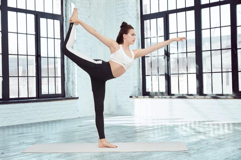 Alina Zagitova shows off her moves in PUMA Studio Collection campaign
