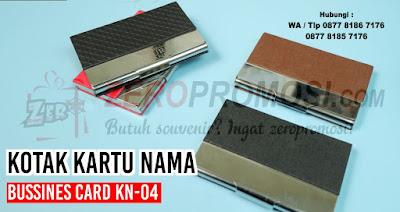 Jual kotak Kartu Nama - Souvenir Bussines Card KN-04