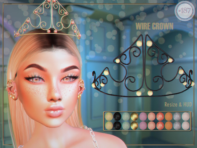 Wire crown @ Enchantment