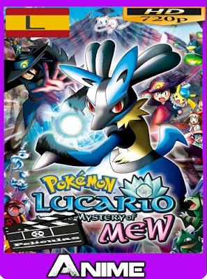 Pokémon Película Lucario y el misterio de Mew (2005) latino HD [720P] [GoogleDrive] rijoHD
