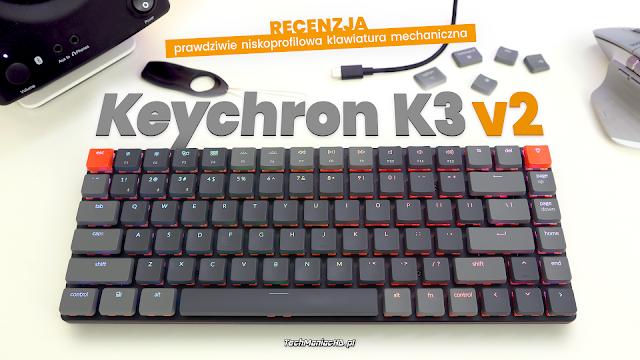 Keychron K3E3 wersja 2