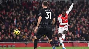 أرتيتا يحقق الانتصار الاول له مع آرسنال على مانشستر يونايتد بثنائية في الدوري الانجليزي