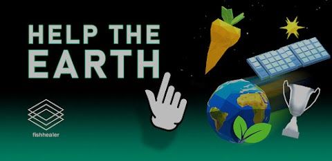 """HELP THE EARTH"" - an eco game"