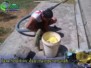 Spesialis Sedot WC Jombang