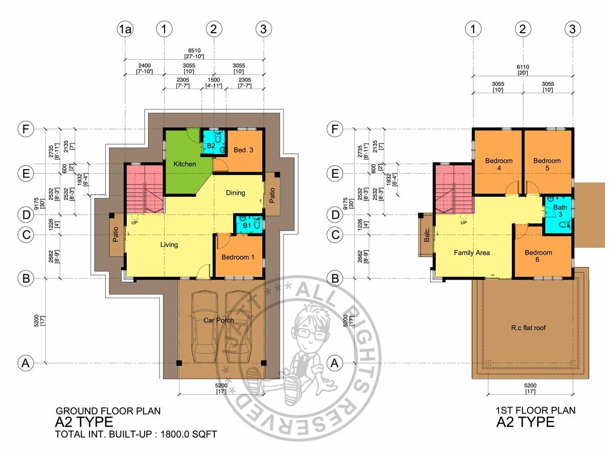 Saya Telah Memajukan 4 Rekabentuk Atau Pakej Rumah Yang Dipohon Kepada En Faris Beberapa Minggu Lalu Namun Berlaku Kesilapan Teknikal Di Mana 2