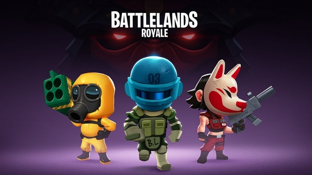 battlelands royale hile apk
