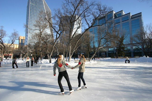 Inverno em Regina