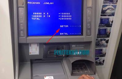 Cara Setor Tunai Bank BNI Tanpa Ke Teller 10