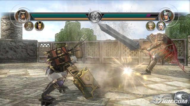 warriors orochi z download