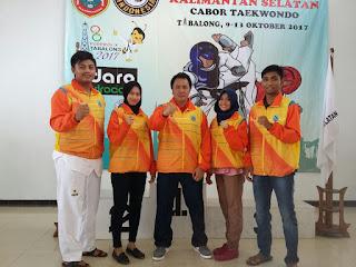 Taekwondo Borong Sembilan Medali