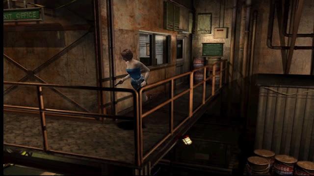 Resident Evil 3: Nemesis - PSX - Captura 5