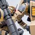 "Painted Build: MG 1/100 RX-78GP02A Gundam ""Physalis"" [DESERT SENTINEL]"