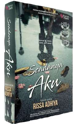 novel seadanya aku