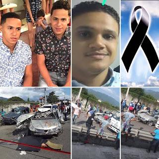 Mueren tres hermanos en accidente de tránsito en Navarrete