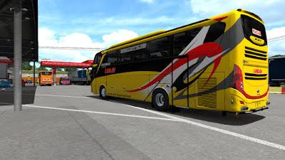 15 Livery AKAP Mod Jetbus 3 RK8 M.Annas Cvt Diny - Ladju